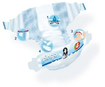 Pingo Pañales Talla 2 Mini (3-6 Kg) - Caja de 2 x 42 Pañales - Total 84 Pañales: Amazon.es: Salud y cuidado personal