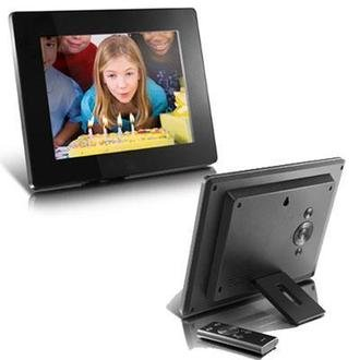 "8"" Hi Res Digital Photo Frame - ADMPF108F"