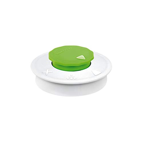Tescoma Home Fermentation Cover, Plastic, White/Green