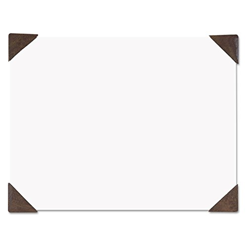Image of House of Doolittle Doodle Pad Refillable, 50 White Sheets, Brown Holder, 22
