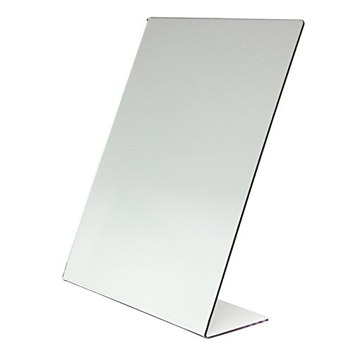 d Single-Sided Self-Portrait Mirror - 8 1/2 x 11 inches ()