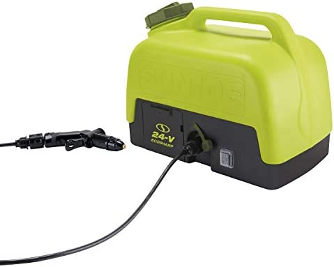 Sun Joe WA24C-LTE 24-Volt Amp 5-Gallon Electric Pressure Washer