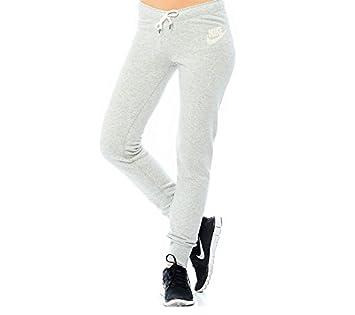 Nike Rally Tight Pant Hose Damen Jogginghose Leggings Grau