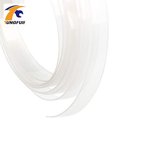 1 piece 1.6M/1600MM Length x 8mm Width Cutting Plotter Protection Guard Strip Roland Mimaki Graphtec Vinyl Cutter by Congo Plaxika (Image #3)
