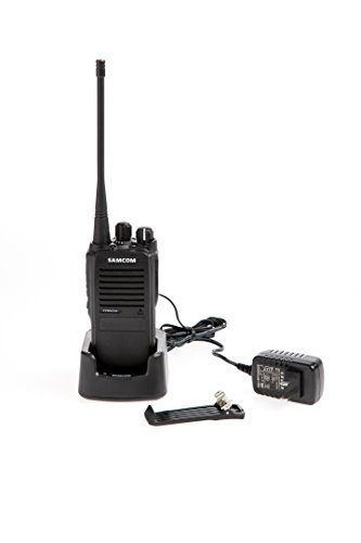 Samcom 16- Channel Security Walkie Talkies,Two Way Radio Long Range