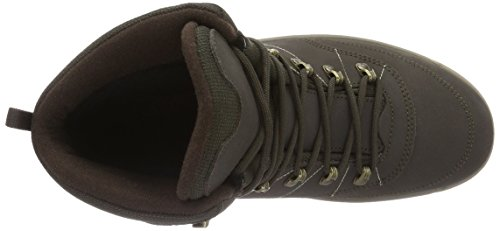 Homme Mid Marron Hautes Lowa de Brown Randonnée GTX Chaussures Taupe Sedrun xwp0CCqUZ