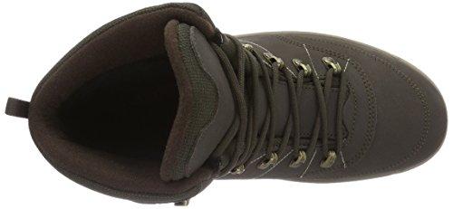 Lowa Sedrun GTX Mid, Scarpe da Arrampicata Uomo Marrone (Braun/Taupe)
