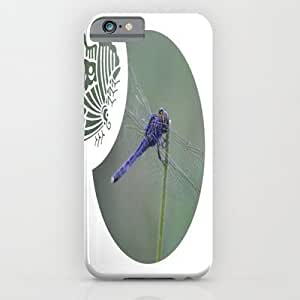 Blue Dragonfly For Ipod Touch 5 Case Cover Case by Four Hands Art