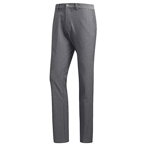 (adidas Golf Men's Ultimate 365 Twill Crosshatch Pant, Two F/Grey Five F, 3630)