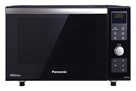 Panasonic NN-DF383 - Microondas Horno con Grill Combinado (1000 W, 23 L, 6 niveles, Inverter, Grill 1000 W, 100-220ºC, 16 modos, recubrimiento ...