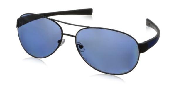 Amazon.com: Tag Heuer lrs25640464 Aviator anteojos de sol: Shoes