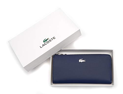 Lacoste Wallet Blue Classic peacoat Daily rFqAarw