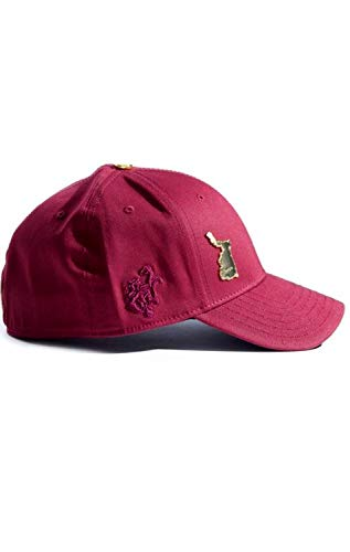Red Monkey Stretch Tamps New Unisex Burgundy Fashion Trucker Size M L Cap  Hat bd971912aa29