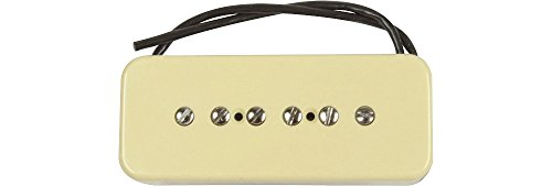 (Seymour Duncan SP90-2 Hot Soapbar Pickup Cream Bridge)