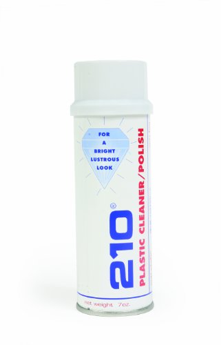 Camco 40931 210 Plastic Cleaner/Polish - 7 oz.