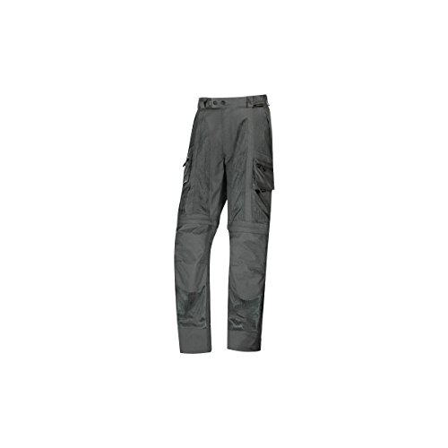 Olympia Dakar Men's Dual Sport On-Road Racing Motorcycle Pants - Pewter / Size 34 by Olympia Sports