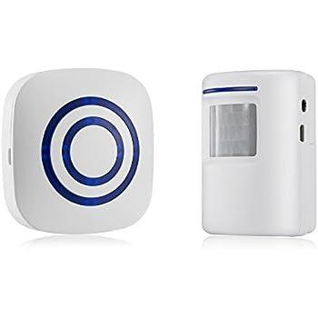 Amazon Com Kerui Wireless Split Welcome Motion Sensor
