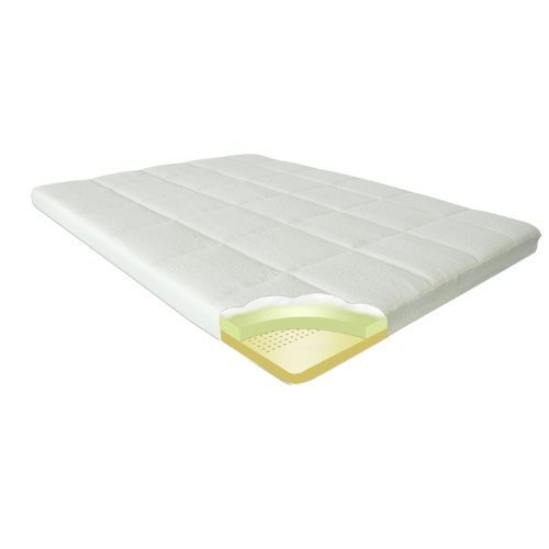 (Zinus Night Therapy Memory Foam 4 Inch Pressure Relief Mattress Topper, Twin)