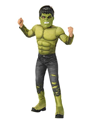 Rubie's Marvel Avengers: Infinity War Deluxe Hulk Child's Costume, Small -