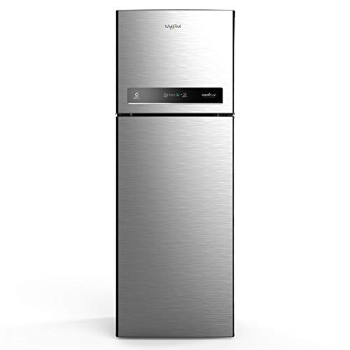 Whirlpool 292 L 3 Star ( 2019 ) Inverter Frost-Free Double-Door Refrigerator (IF INV CNV 305 ELT (3S), German Steel)