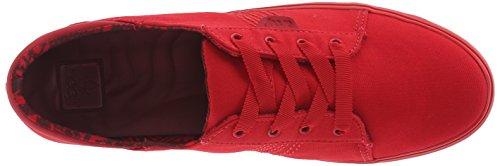 Reef Mujeres Ridge Fashion Sneaker Red