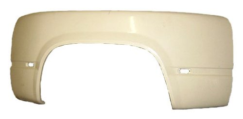OE Replacement Chevrolet/GMC Rear Driver Side Fender Assembly (Partslink Number GM1760109) Gmc C1500 Rear Fender