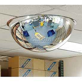 Vision Metalizers DPB2600 Acrylic Dome Mirror For Sale