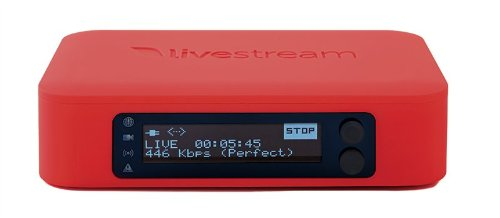 Livestream Broadcaster by Livestream