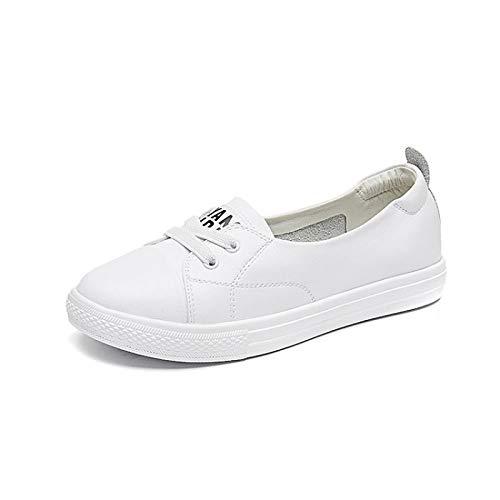 beige Blanc Eté Talon À Confort Plat Chaussures Shoeshaoge Femme Blanc Baskets qvCzgFE