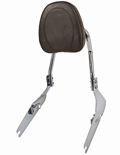 Jardine Touring Backrest Kit with 8&Prime, x 8&Prime, Pad 34-5202-01