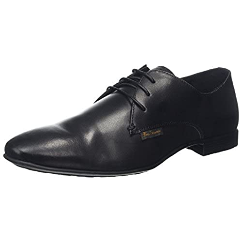 Adair - Black (Leather) Mens Shoes