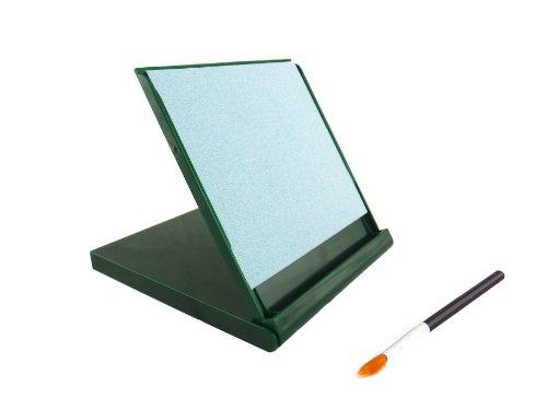 Mini Buddha Board, 5-inch x 5-inch, Green ()