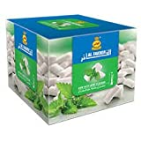 Al Fakher 250g Gum with Mint Flavor Hookahs By S & L With Free S and L Male and Female Mouth Piece Disposable Tips