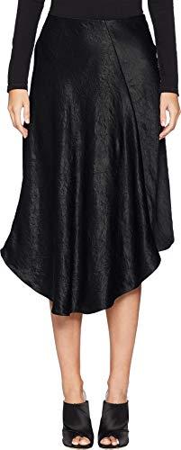 Vince Women's Bias Skirt Black Large ()