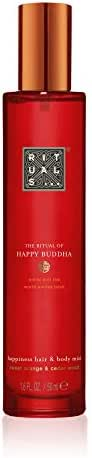 RITUALS The Rituals of Happy Buddha Hair & Body Mist,  1.6 Fl Oz