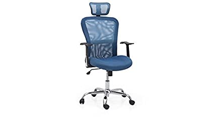 Urban Ladder Venturi 3 Axis High Back Study-Office Computer Chair (Blue)  sc 1 st  Amazon.in & Urban Ladder Venturi 3 Axis High Back Study-Office Computer Chair ...