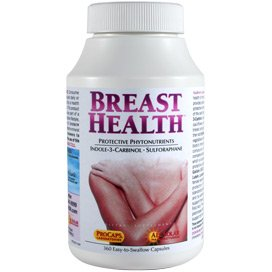 Breast Health 60 Capsules Review