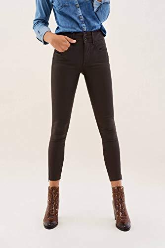 Coating Marrone Jeans Secret Capri Salsa PIC1wtdqq