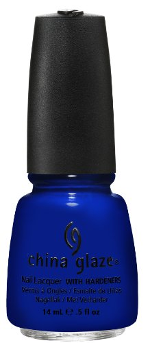 China Glaze Nail Polish, Ride The Waves, 0.5 Fluid Ounce