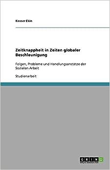 Donde Descargar Libros En Zeitknappheit In Zeiten Globaler Beschleunigung Documento PDF