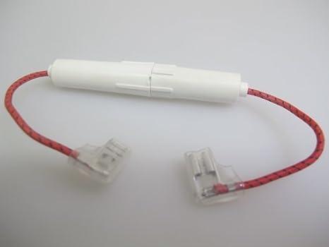 REPORSHOP - Fusible DE Alto Voltaje para MICROONDAS: Amazon.es: Hogar