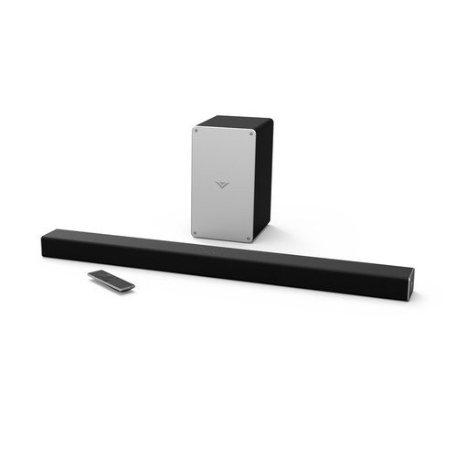 VIZIO SB3621n-E8B 2.1 Soundbar Home Speaker, Black (Certified Refurbished) by VIZIO