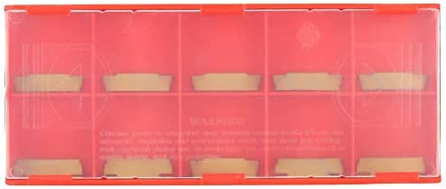 10-teilige Hartmetalleinsätze zum Fräsen CNC-Schneiddrehmaschine MGMN150-G