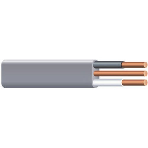 Marmon Home Improvement Prod 138-1402Ar 14/2 Underground Feeder Cable with Ground, 25-Feet