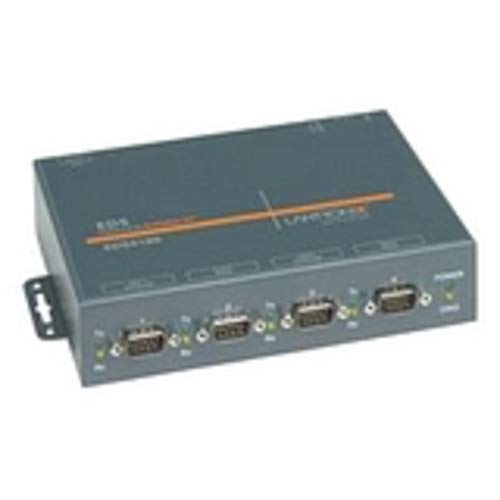 2K10163 - Lantronix EDS4100 4-Port Device Server with PoE by Lantronix, Inc