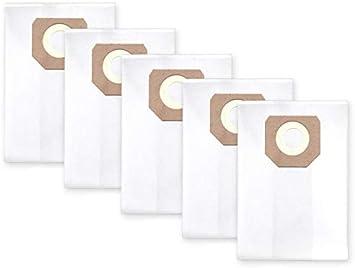 10x bolsas para aspirador tejido Fantom Promidi 200: Amazon.es ...