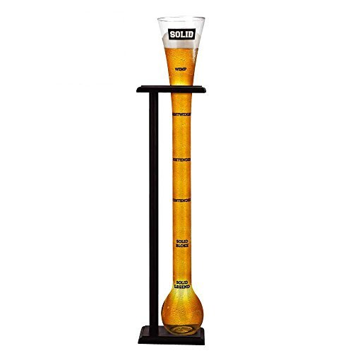Yard of Ale Glass by Solid