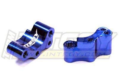 Integy RC Model Hop-ups T6631BLUE Engine Mount for HPI Nitro Firestorm