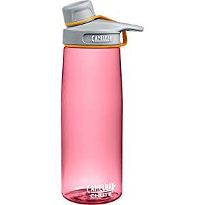 CamelBak Chute Water Bottle, 0.75 L, Cactus Flower