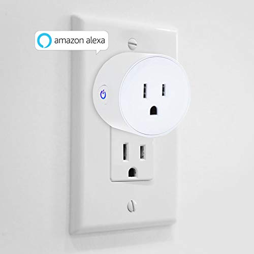 Digital Gadgets Compact Wi-Fi Enabled Smart Plug Control From Smartphone Anywhere Works With Alexa by Digital Gadgets (Image #7)